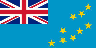 Flagge Tuvalu