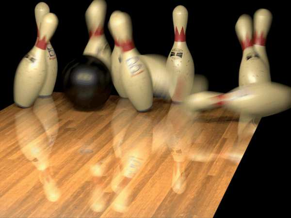 Bowling cache pro zacatecniky/ for beginners