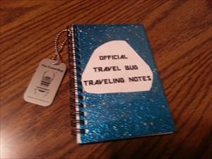 Traveling Notes Travel Bug