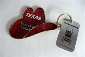 Red Texas 10-gallon