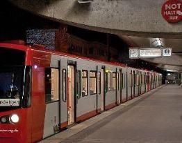 Bild U-Bahn-Station 2