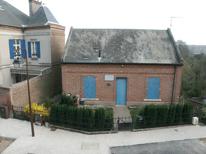 Paul doumer image for Agrandissement maison houilles