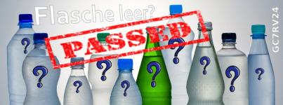 GC7RV24 - Flasche leer?