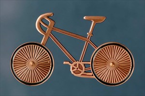 Bicycle - front