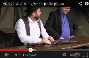 Videozpravodajství 14.5.2013 - klikem spustit
