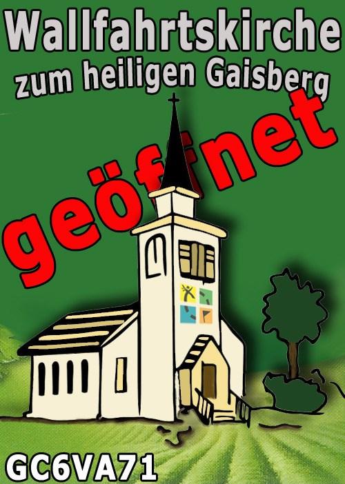 Wallfahrtskirche zum heiligen Gaisberg