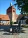 Am Fischerbrunnen in Arneburg...