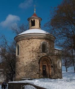 Rotunda sv. Martina na Vysehrade