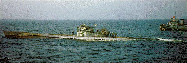 Ponorka trídy IX-C
