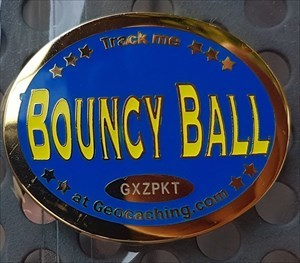 TB Bouncy Ball