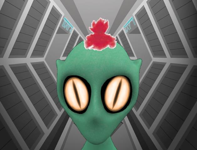 BoAS_Alien