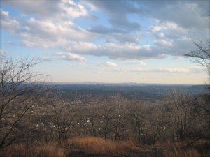 Views from High Mountain of NYC