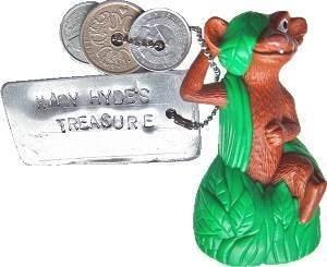 Mary Hyde's Treasure