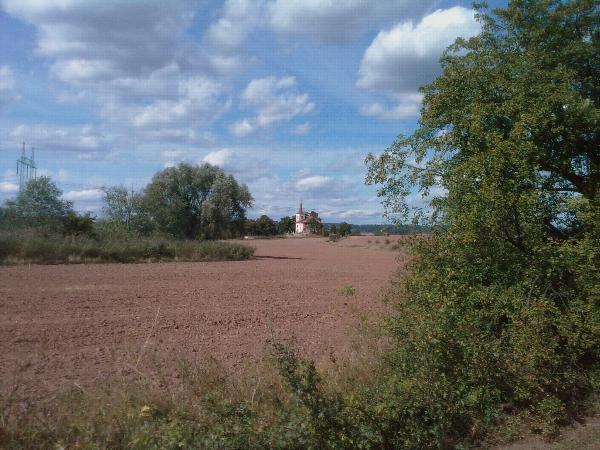 Výhled na kostel