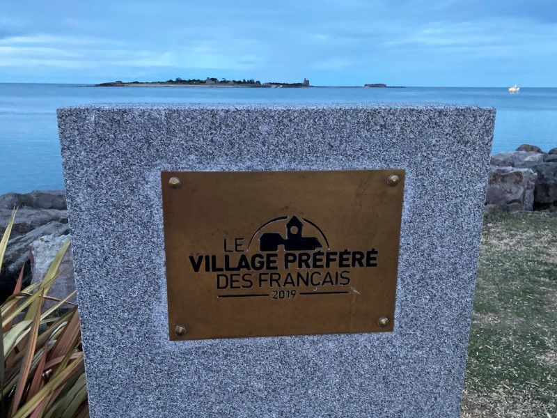 photo de la plaque
