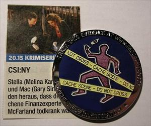 CSI Coin & Serie
