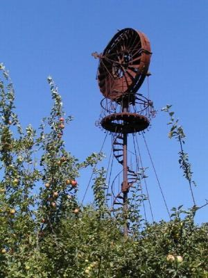 éolienne Bollée de Mirandol