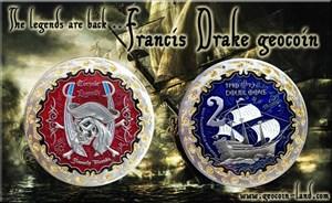 Francis Drake Coin