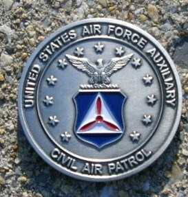 Civil Air Patrol Coin