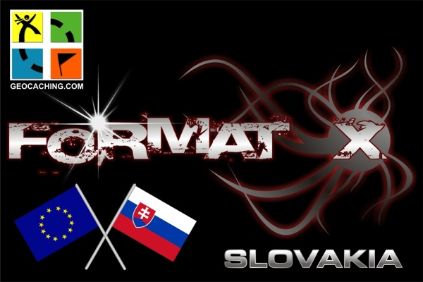Slovak 2010 Geocoin - FormatX