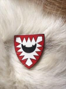 Kieler Wappen mit Hund