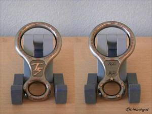 Figure Eight Geocoin