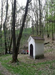 Kaple s prostranstvím