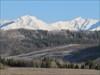 Pleasant rangeland with great mountain views