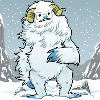 Hidden Creatures: Yeti
