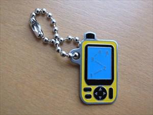 Travel GPS Geocoin