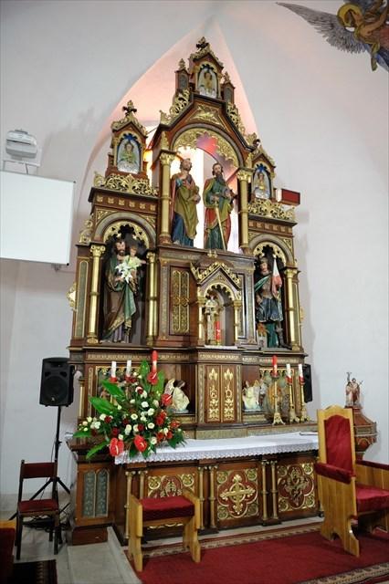 GC kostol II.
