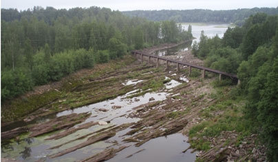 GC319YG Hiekkakiveä Harjavallassa; Sandstone at Harjavalta ...