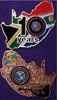 South Africa 10 Years