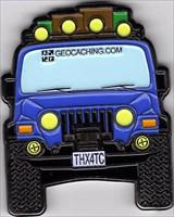 Jeep- Blue THX4TC
