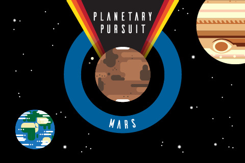 Planetary Pursuit: Mars