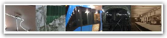 Stockholms tunnelbana 60 år