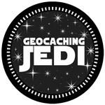 Geocaching Jedi Mystery Coin