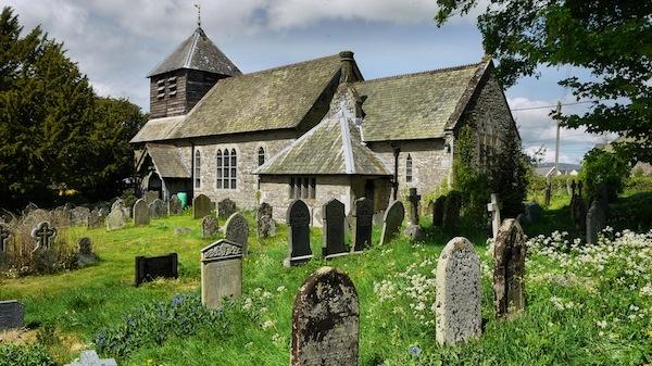 Wentnor Church