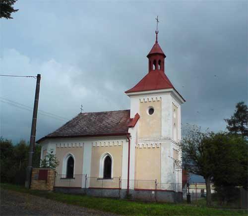 kaple sv. Jana