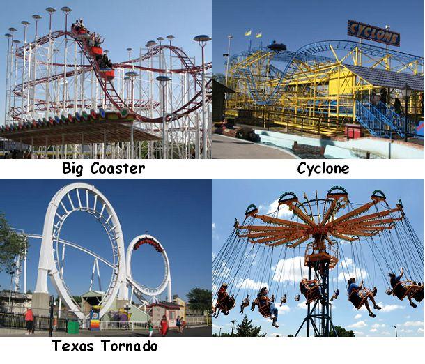 Wonderland Amusement Park Amarillo Tx Amusement Parks