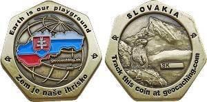 Slovak Geocoin