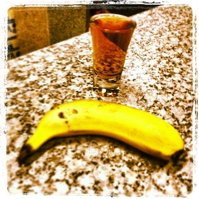 Banana com Moscatel