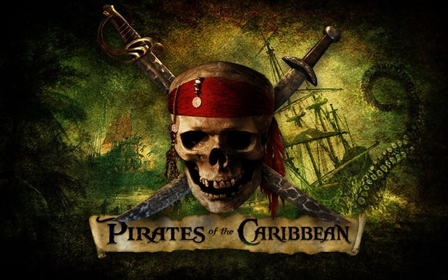 Banner Pirates of the Caribbean (Nachtcache)