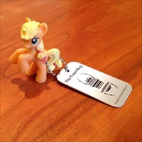 Applejack - GeocachePets.com Travel Bug