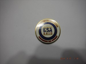BSA 100th Anniversary Coin Ft