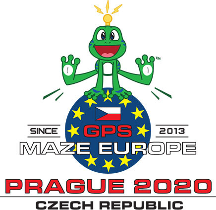 GPS MAZE EUROPE 2020 - Prague