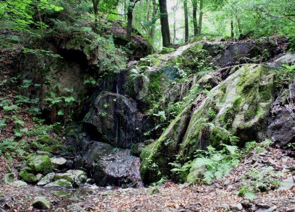 Dolní Darovský vodopád