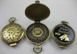 Klaerle's Antique Gold Pocket Decoder