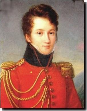 Portrait de Vigny