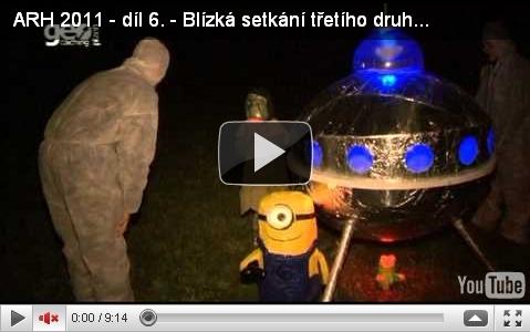 Videozpravodajství 19.5.2011 - klikem spustit